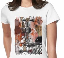 Composition Womens Fitted T-Shirt