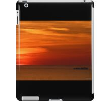 San Francisco Sunset 147 iPad Case/Skin