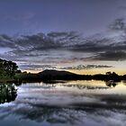 Lake Burley Griffin by Christopher Meder