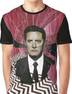 Twin Peaks - Fractured Graphic T-Shirt