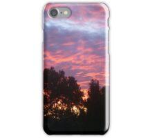 San Francisco Sunset 148 iPhone Case/Skin