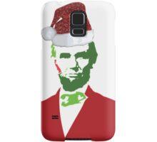 Merry Christmas, Abe! Samsung Galaxy Case/Skin