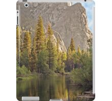 The Three Brothers - Yosemite Valley, California USA iPad Case/Skin