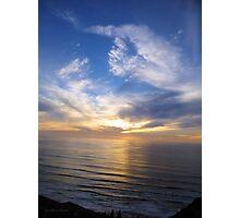 San Francisco Sunset 149 Photographic Print