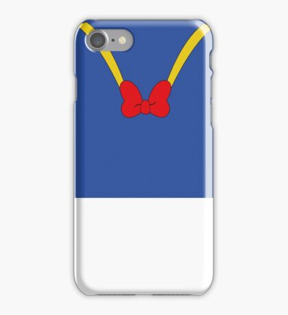 The Donald Duck Look iPhone Case/Skin