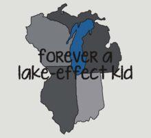 Forever A Lake Effect Kid  by eilonnaaroway