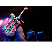Dave Edwardson bassist Neurosis Photographic Print