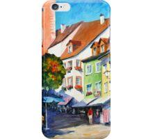 Sunny Germany - Leonid Afremov iPhone Case/Skin