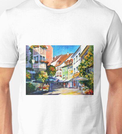 Sunny Germany - Leonid Afremov Unisex T-Shirt