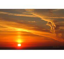 San Francisco Sunset 1411 Photographic Print