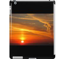 San Francisco Sunset 1411 iPad Case/Skin