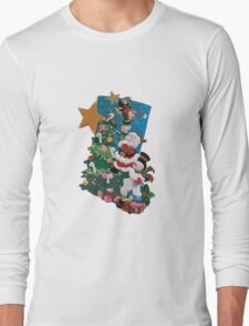 Hang it On the Mantle! Long Sleeve T-Shirt