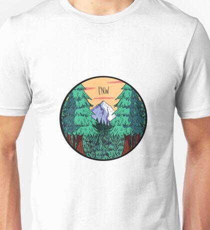 pnw rules Unisex T-Shirt