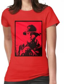 Saving private Ryan Womens Fitted T-Shirt