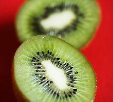 Kiwi by Hrafnhildur