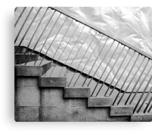 Step up to the plate Canvas Print