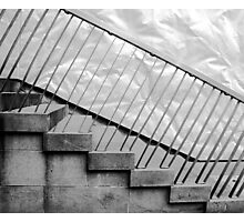 Step up to the plate Photographic Print
