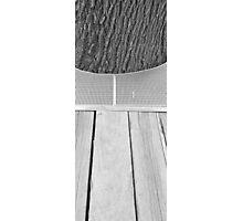 woodmetalwood Photographic Print