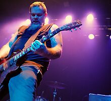 Scott Kelly vocalist and guitarist Neurosis by Stuart Blythe