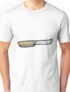 cartoon pocket knife Unisex T-Shirt