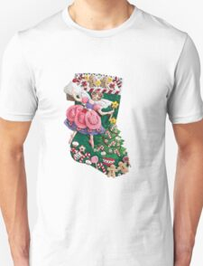 Sugarplum Fairies Really Do Exist! Unisex T-Shirt