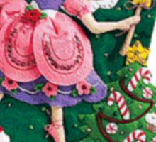 Sugarplum Fairies Really Do Exist! Sticker