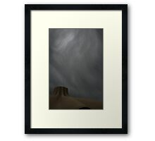 Post-war v.1 Framed Print
