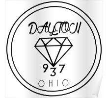 Dayton Ohio - Gem City Poster