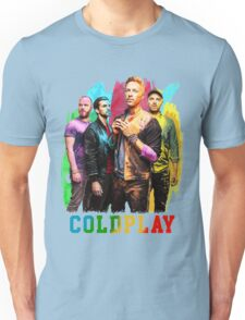 Coldplay Full Color Unisex T-Shirt