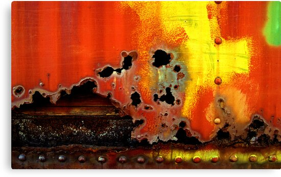 rust never sleeps by J.K. York