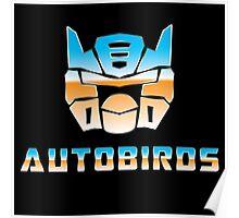 Autobirds Poster