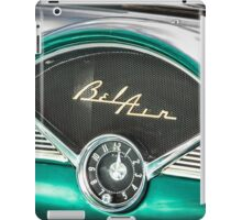 Old Chevy Dash iPad Case/Skin