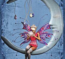 Moon Fairy  by jakiblue