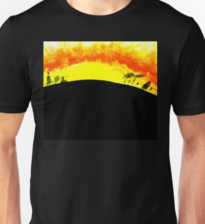 That Sunburnt Country  Unisex T-Shirt