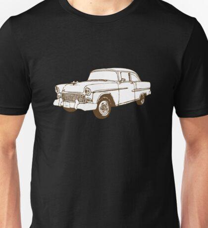 Retro Car Unisex T-Shirt