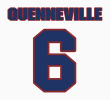 National Hockey player Joel Quenneville jersey 6 by imsport