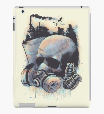 Infection iPad Case/Skin