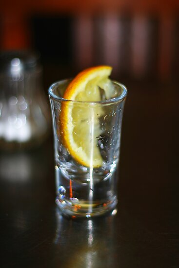 Tequila, Lemon and Salt by Stephen Mitchell