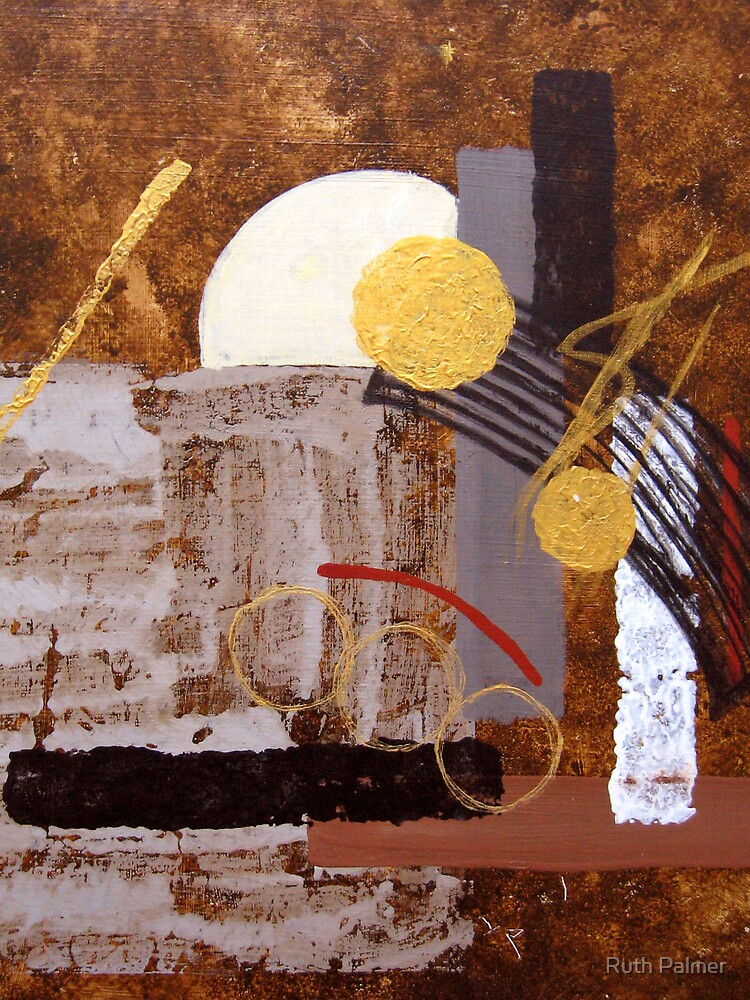 African Moon by Ruth Palmer