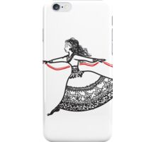 Ribbon Dancer iPhone Case/Skin