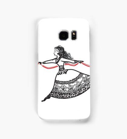 Ribbon Dancer Samsung Galaxy Case/Skin