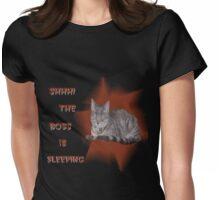 The Boss T-shirt Womens Fitted T-Shirt