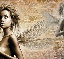 Urban Angel by Chris Dixon