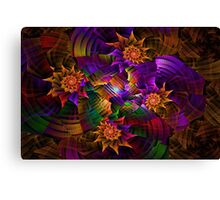 After the Glitter Fades Canvas Print