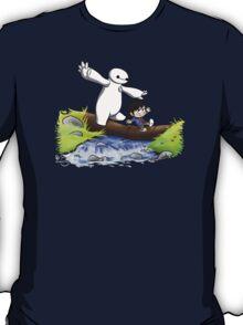 Hiro and Baymax T-Shirt