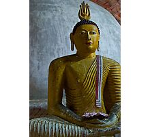 Sri Lanka - Buddha 1 Photographic Print