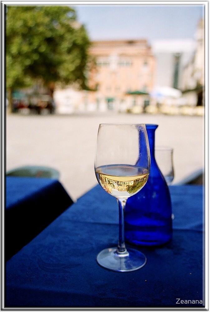 Venice in a Bottle by Zeanana