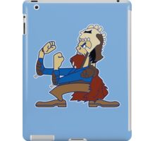 Evil Fighting Ash iPad Case/Skin