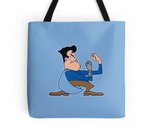 Fighting Ash vs. the Army of Darkness Tote Bag