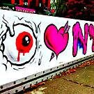 eye heart NY by ShellyKay